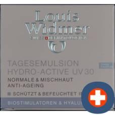 Louis widmer soin emulsion hydro act uv30 non parfumé 50 ml