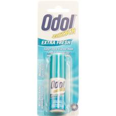 Odol extra fresh mouth spray without alcohol 15 ml