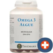 Omega 3 alge dha epa 500 mg vcaps 100 pcs