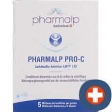 Pharmalp pro-c probiotics kaps 30 pcs