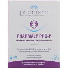 Pharmalp pro-p probiotics cape 30 pcs