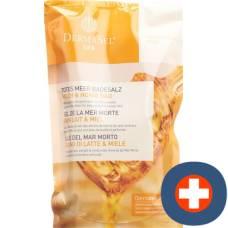 Dermasel bath salts milk & honey german / french / italian battalion 400 g