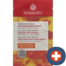 Dermasel mask anti-fatigue german / french / italian battalion 12 ml