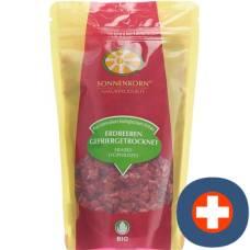 Sun grain strawberries freeze-dried organic bud 40 g