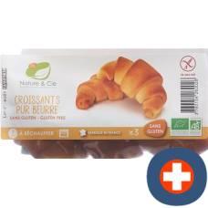 Nature & cie croissants nouveau gluten free 150 g
