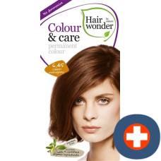 Henna hair color wonder & care 6:45 copper mahogany