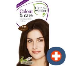 Henna hair color wonder & care 3:37 espresso brown