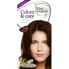 Henna hair color wonder & care 3:44 dark copper brown