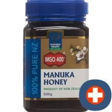 Manuka honey mgo 400+ (manuka health) 500 g