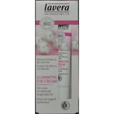 Lavera illuminating eye cream bead 15 ml