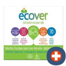 Ecover essential tabs for dishwasher 1.4 kg