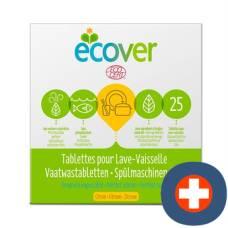 Ecover essential tabs for dishwasher 0.5 kg