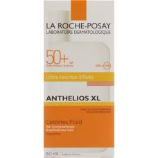 La roche posay anthelios fluid tinted spf50 + 50 ml