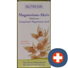 Nutrexin magnesium-active tbl ds 120 pcs