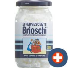 Brioschi effervescent granules 100 g glass