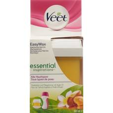 Veet easywax wachsnachfüllpatrone natural sensitive 50 ml