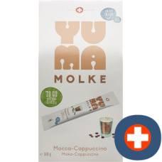 Yuma whey mocha cappuccino 14 x 25 g