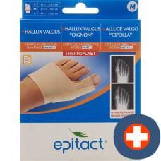 Epitact rigid correction bandage bunion night m 21.5-23cm
