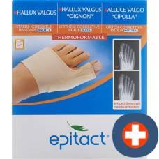 Epitact rigid correction bandage bunion night l 23-24.5cm