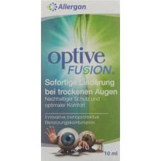 Optive fusion gd opht fl 10 ml