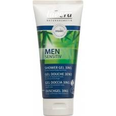 Lavera 3in1 shower gel men sensitive tb 200 ml