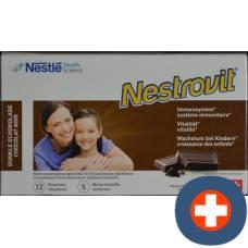 Nestrovit dark chocolate tablets 50 pcs