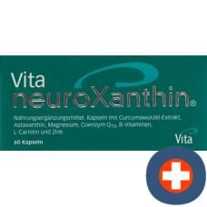 Vita neuro xanthine cape 60 pcs