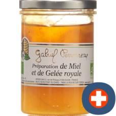 Apidis honey + royal jelly 250 g