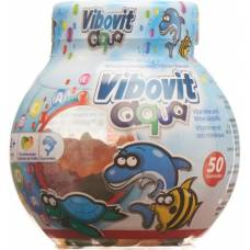 Vibovit aqua fruit gums ds 50 pcs