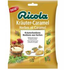 Ricola herbal caramel with sugar battalion 125 g