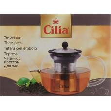 Cilia tea press can 1l