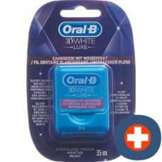 Oral-b 3d white floss 35m