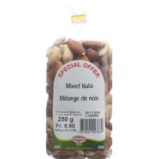 Issro mixed nuts action 250 g