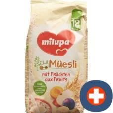 Milupa müesli with fruits 330 g