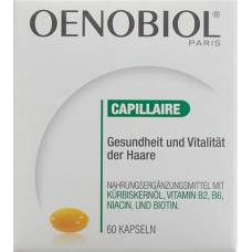 Oenobiol capillaire cape 60 pcs