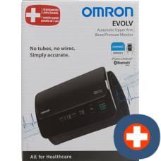 Omron blood pressure monitor upper arm evolv it