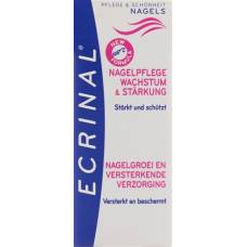 Ecrinal nail care growth & strengthening cream 10ml