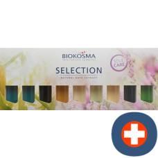 Biokosma bad selection portions 9 x 20 ml