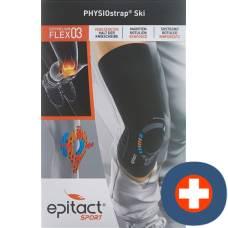 Epitact sports physiostrap kniebandage ski l 41-44cm