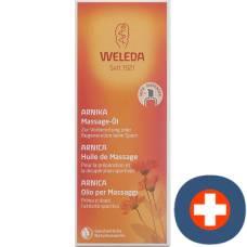 Weleda arnica massage oil glasfl 100 ml