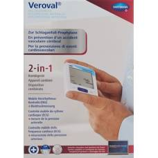 Veroval ecg and blood pressure monitor