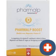 Pharmalp boost tablets blist 20 pcs
