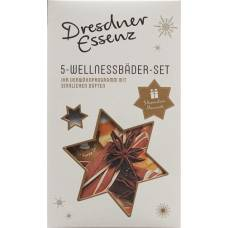 Dresdner gift winter baths set of 5 pieces