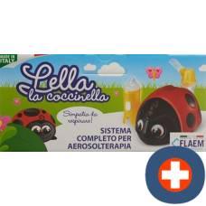 Flaem aerosol pediatrico lella la coccinella f700