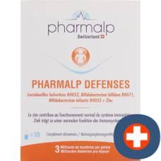 Pharmalp defenses cape 10 pcs