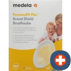 Medela personalfit flex breastshields s 21mm 2 pcs