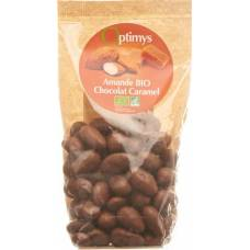 Optimy enjoyment almond caramel organic 150g