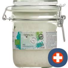 Tropicai coconut oil fair trade organic 270 ml