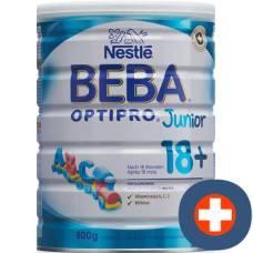 Beba optipro junior 18+ after 18 months ds 800 g