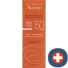 Avene sun sunscreen without perfume spf50 + 50 ml